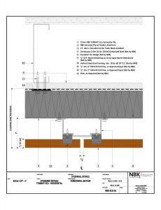 NBK-ECO-01_Horizonal - Horizontal Section