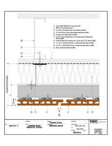 NBK-ECO-01_Vertical - Horizontal Section