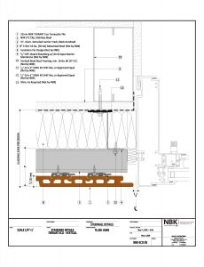 NBK-ECO-05_Vertical - Flush Jamb
