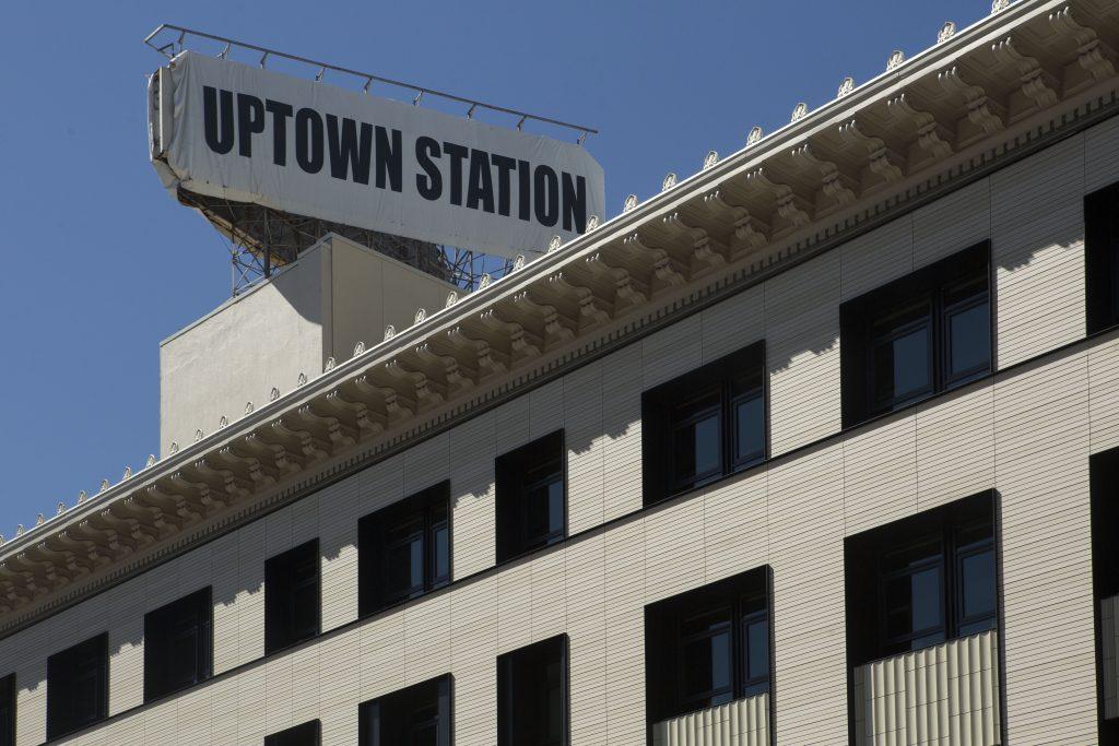 Uptown Station NBK TERRART