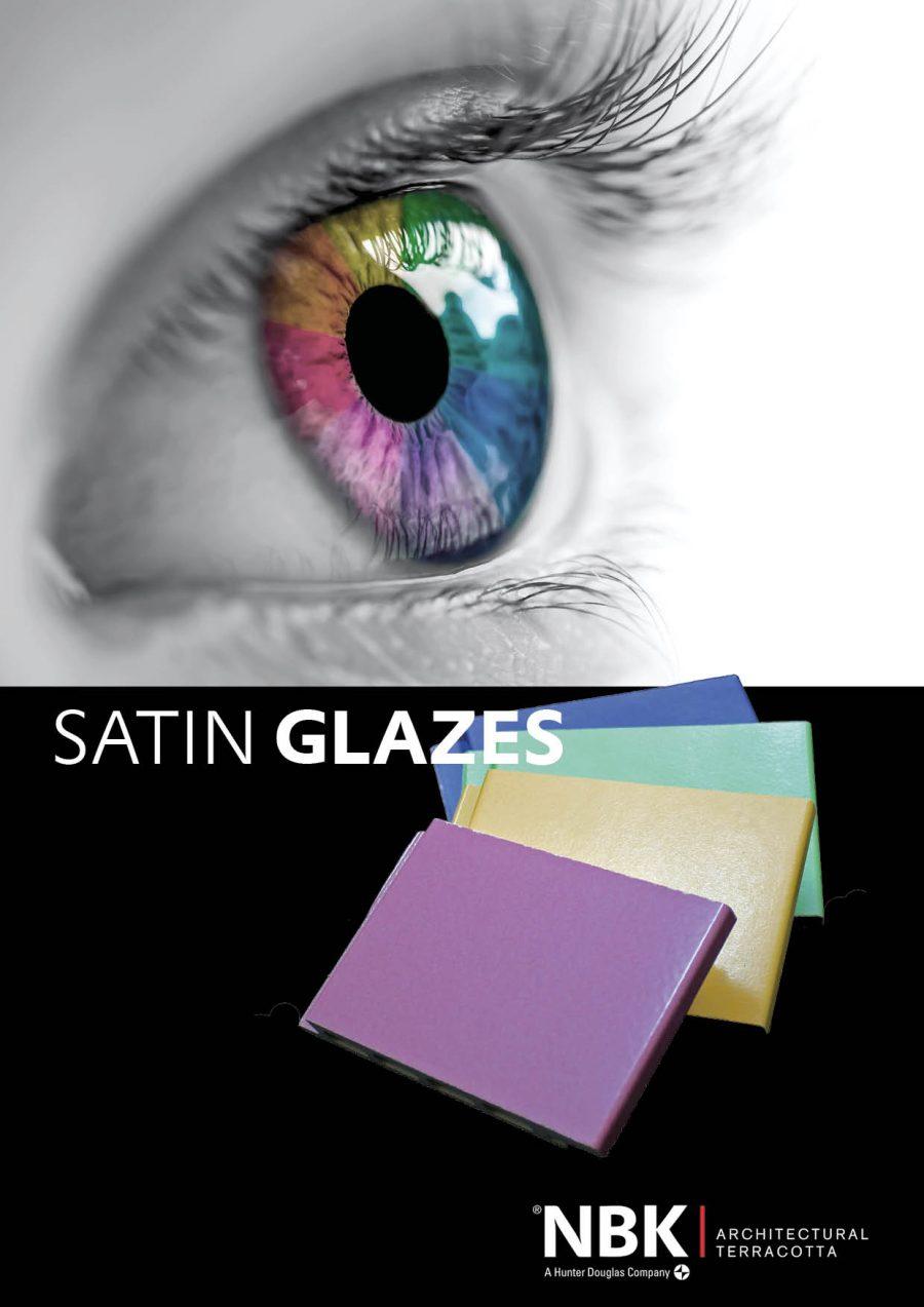 TERRART Satin Glazes